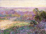 Unknown Artist onderdonk Last Rays of Sunlight painting